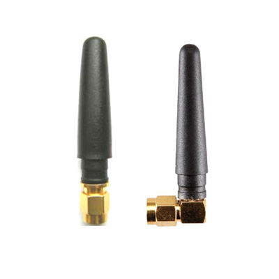 JCW401 WIFI duck rubber Antenna